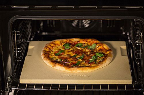 Pizza Stone In Oven