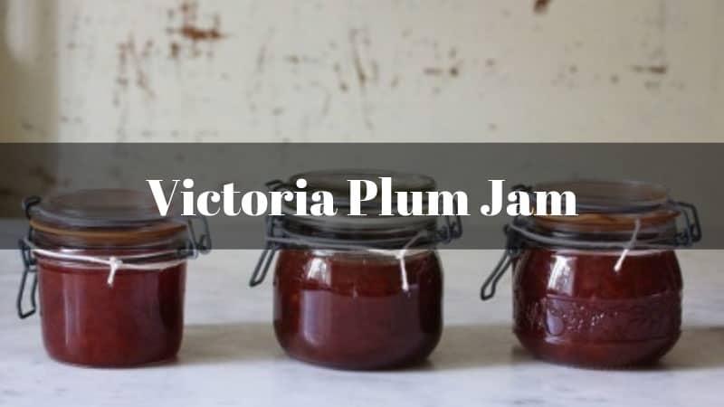 Victoria-Plum-Jam