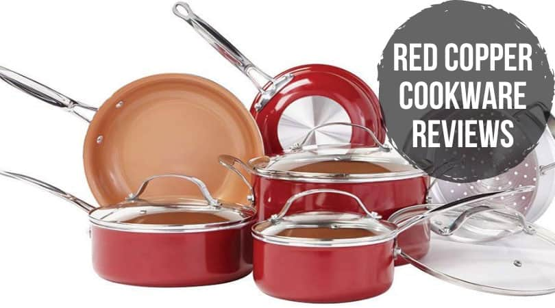 Best Red Copper Cookware Reviews