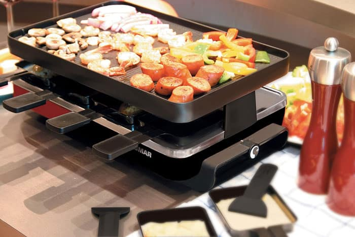 What Makes The Right Raclette Grill