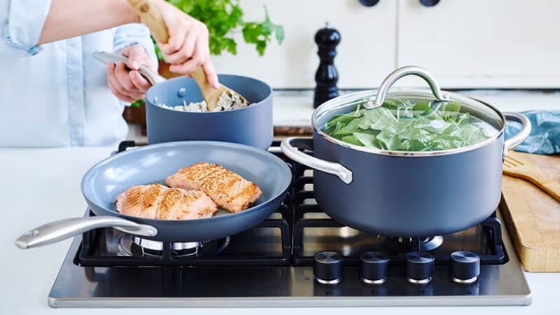 Best Non Toxic Cookwares For Preparing Healthy Food