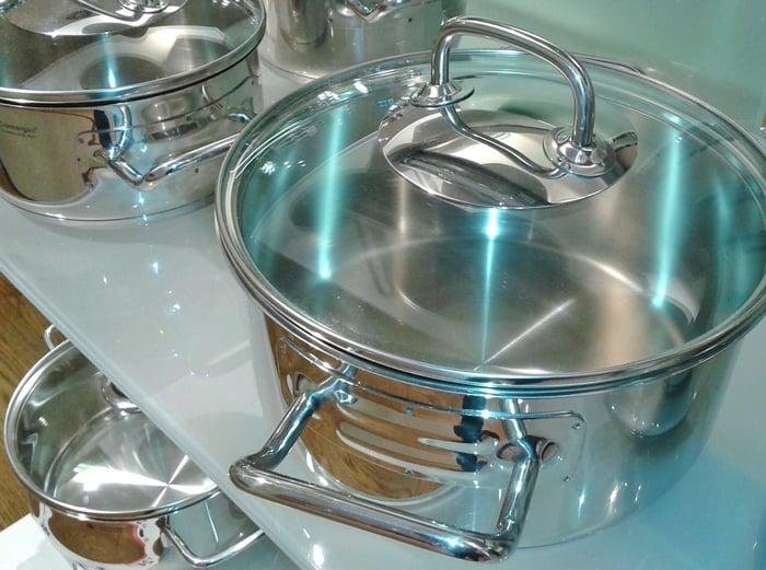 Expensive Cookware