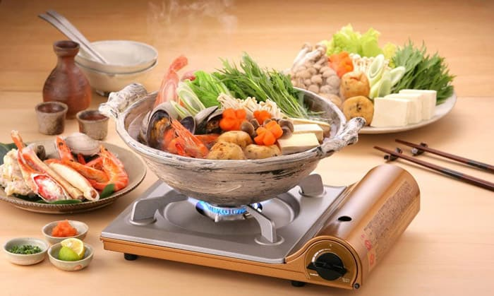 Is portable butane stove safe to use indoors