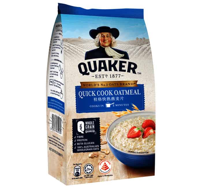 Cooking Oats