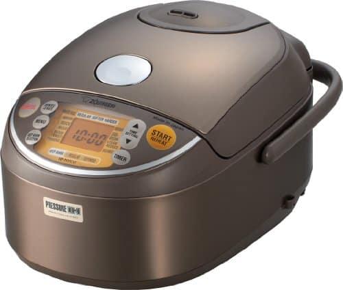 Zojirushi Induction Heating Pressure Rice Cooker & Warmer