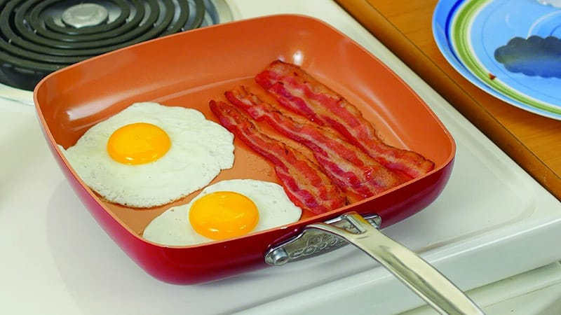Best Red Copper Pan