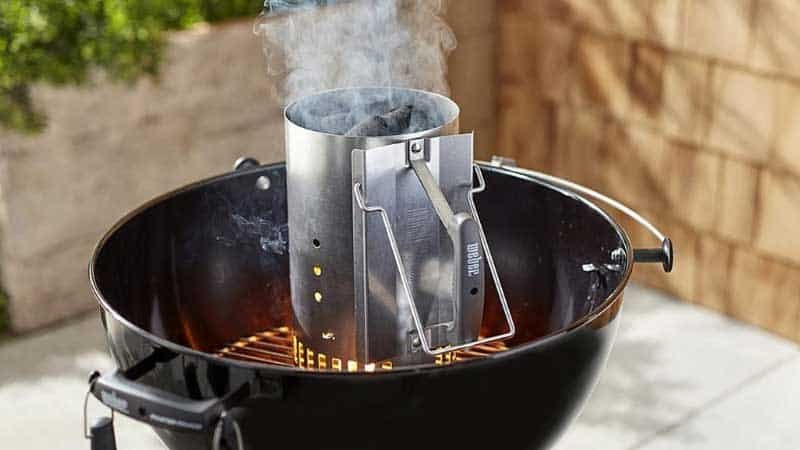 Best Charcoal Chimney Starters Review