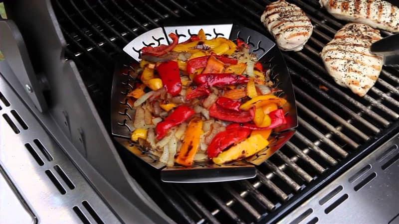 Best Grill Baskets For Vegetables