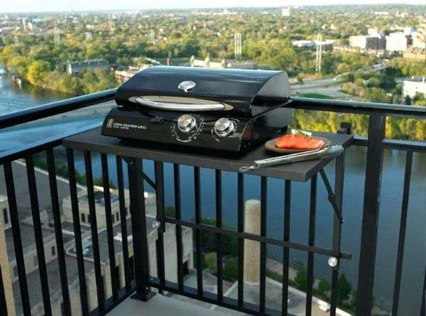 Grill for Apartment Balcony