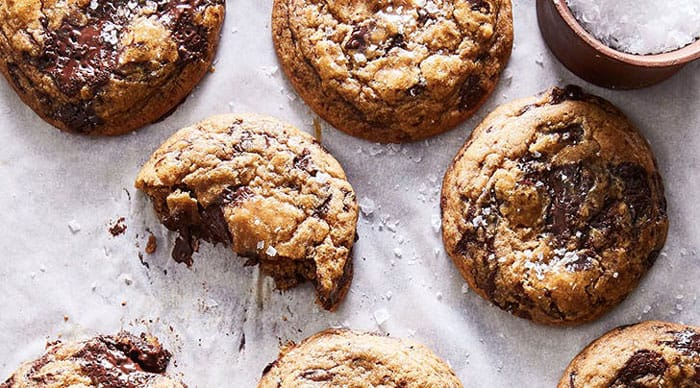 Softness in the Cookies