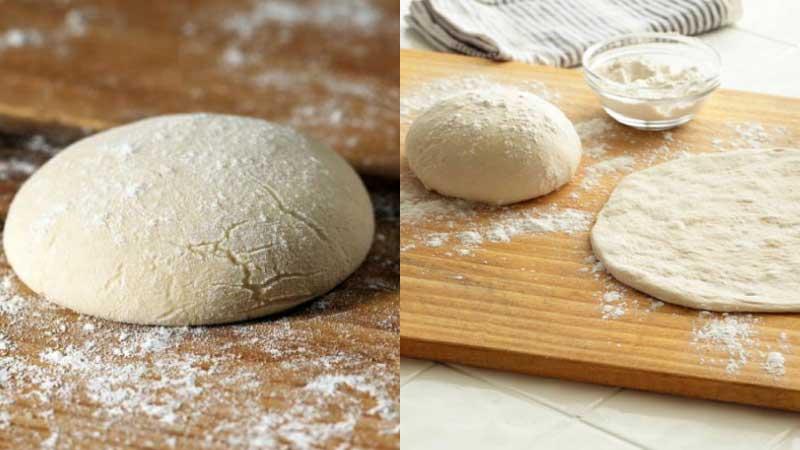 Bread Dough vs. Pizza Dough