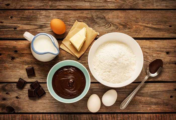 Brownie Recipe Ingredients
