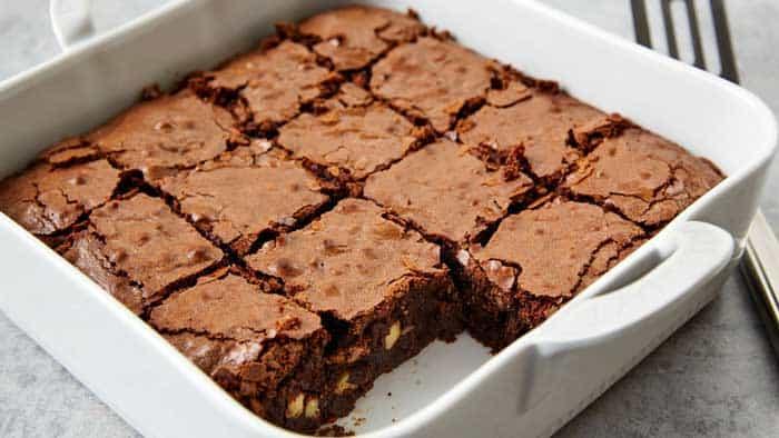Cake-like Brownies