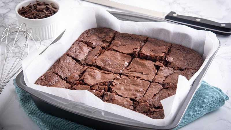 Glass Vs Metal Baking Pan Brownies
