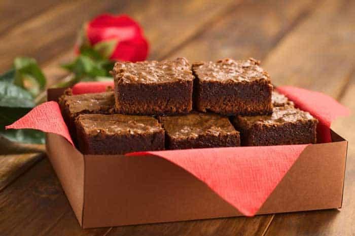Store Brownies
