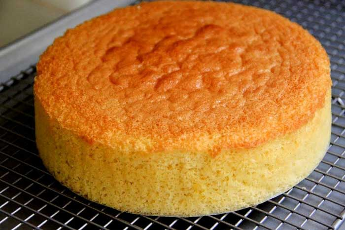 Cake Without an Oven