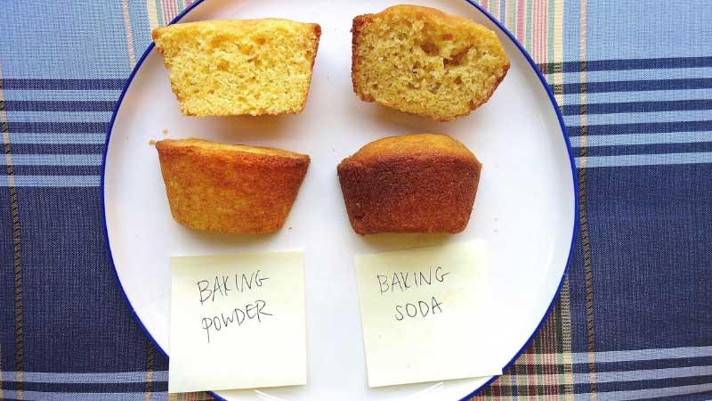 Can I Use Baking Soda instead of Baking Powder