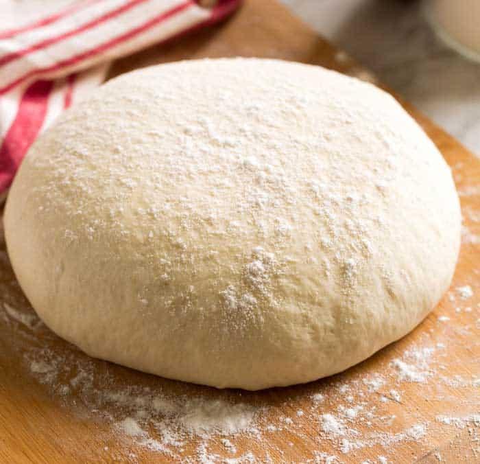 Defrost Frozen Pizza Dough