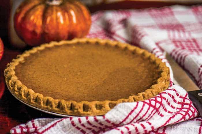 How to Store Pumpkin Pie