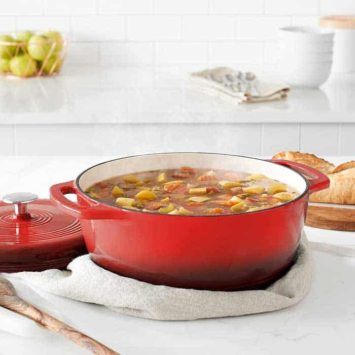 Pot for Cooking Stew