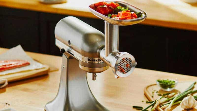 Stand Mixers with Attachments
