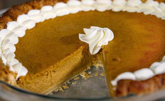 Store Pumpkin Pie to Keep It Fresh