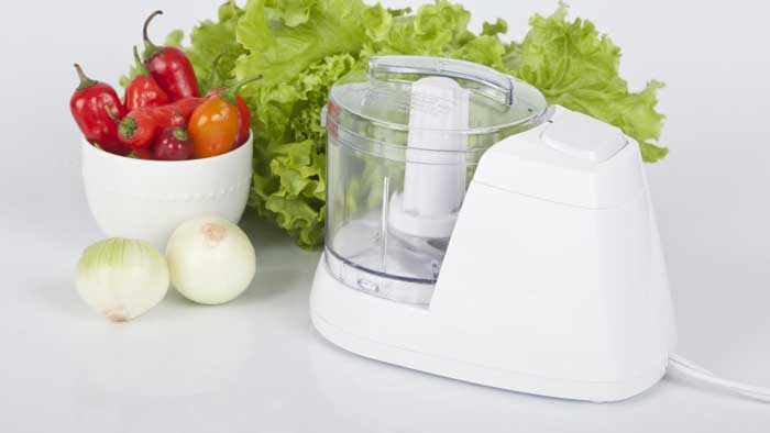 Use Your Food Processor