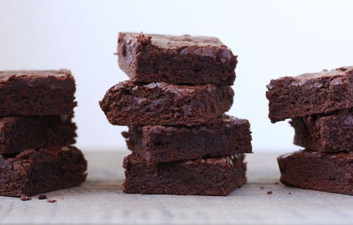 Brownies Moist and Chewy