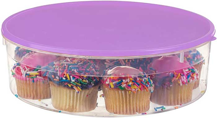 Store in Containers with Airtight Lids