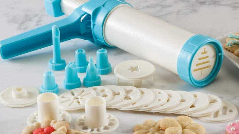 Best Cookie Press for Cheese Straws