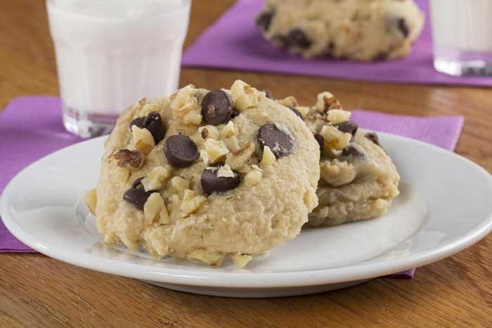 Make Microwave Cookies
