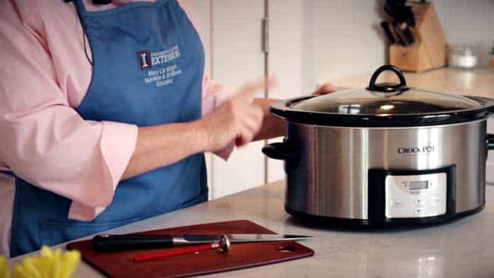 Use a Crockpot