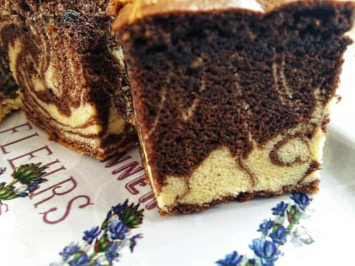A Cake That Is Too Dense