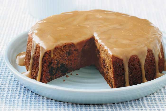 A Sticky Cake