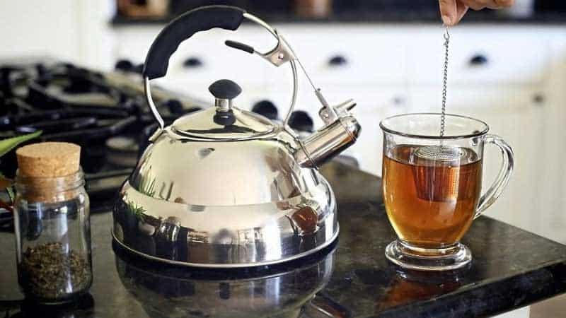 Best Glass Stovetop Tea Kettle