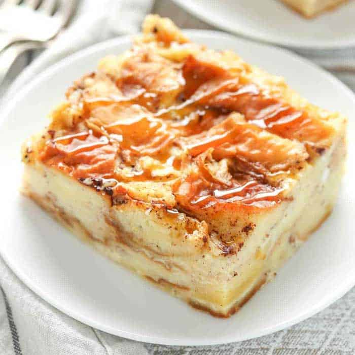 Cake Bread Pudding Sounds Nice