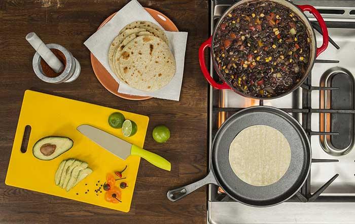 Comal for Tortillas