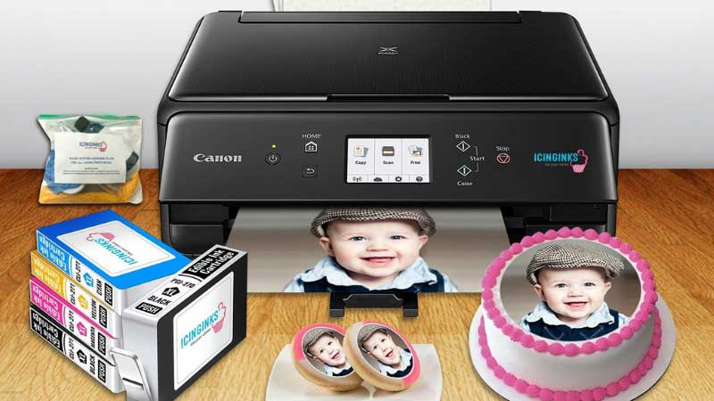 Best Edible Printer For Edible Ink and Paper