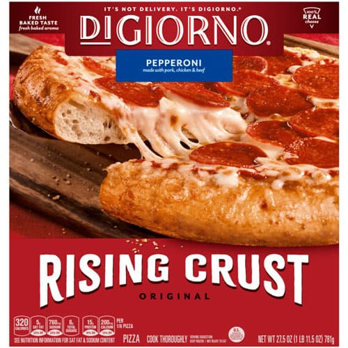 Digiorno Pizza Ingredients