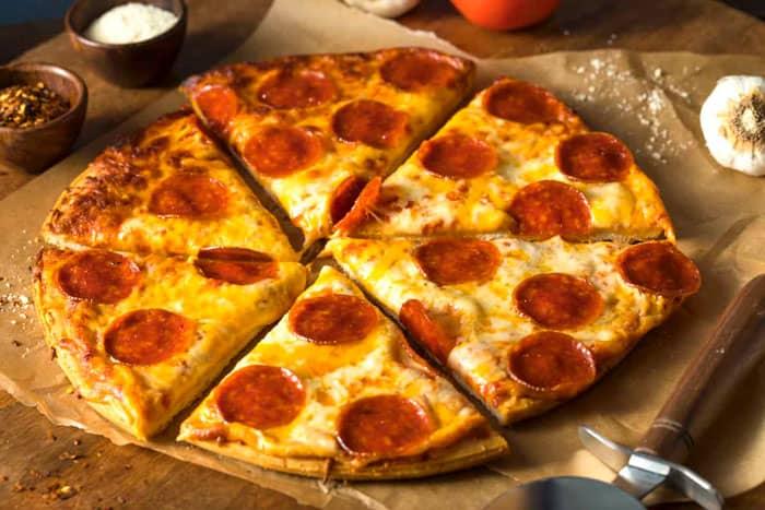 Dividing Into Slices