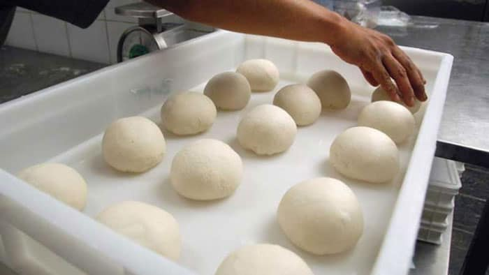 How to preserve the pizza dough
