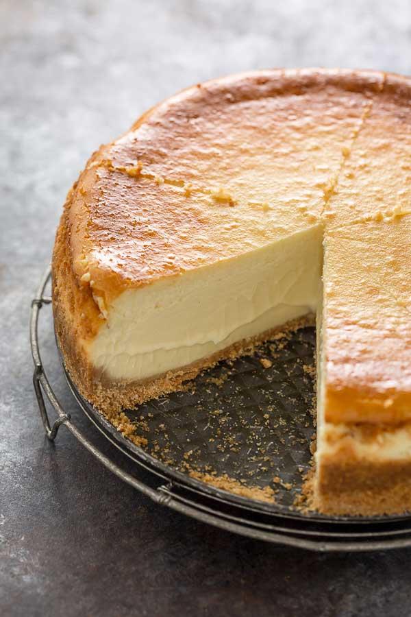 Bake the Cheesecake