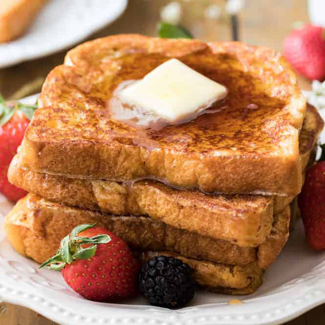 How do you make French toast not soggy