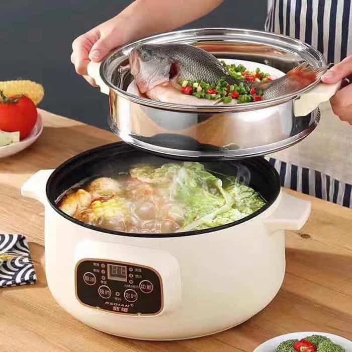 Multi-functional Asian Rice Cookers