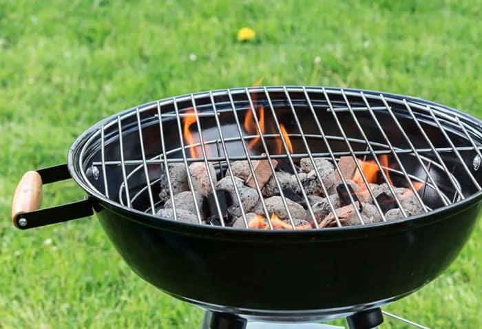 Use quality charcoal