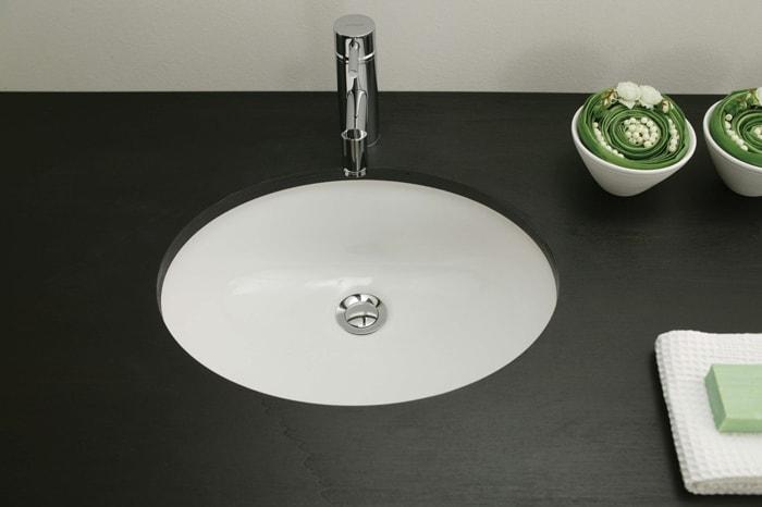 undercount bathroom sink